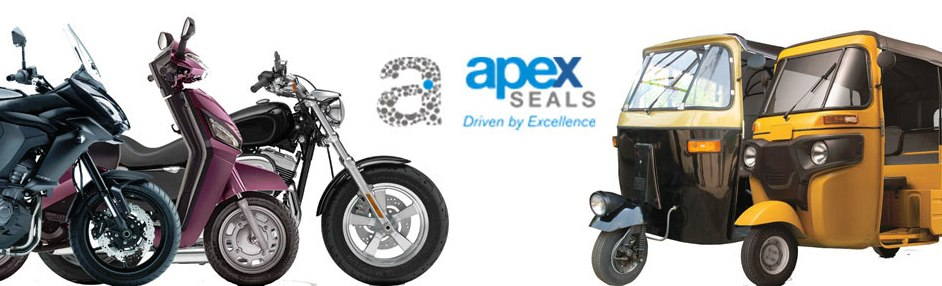 Apex Seals :: Manufacturing Products for 2, 3 and 4 wheelers